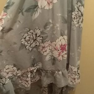 AUW Dresses - High low dress